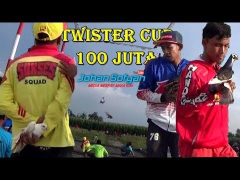 7 BESAR TWISTER CUP 100 JUTA PADEL   MISS KOMUNIKASI Dan BERGUGURNYA  MERPATI UNGGULAN 5b867cd7a0