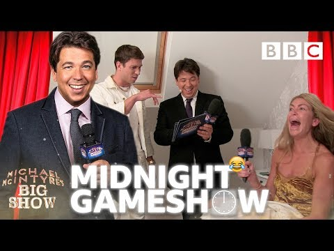 Joey Essex helps Michael prank terrified contestant! - BBC