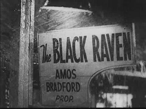 The Black Raven (Full Movie 1943)