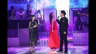 石丸幹二×新妻聖子×E-girls・佐藤が『MUSIC FAIR』ミュージカルコラボ 1...