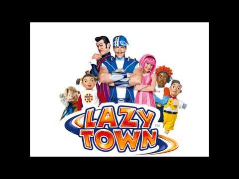 LazyTown - Man On A Mission (Instrumental)