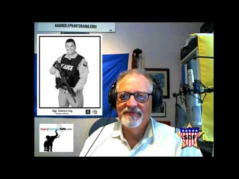 SelfDefenseFund.com - Doc Greene Show Interview with Sgt Damon Ing