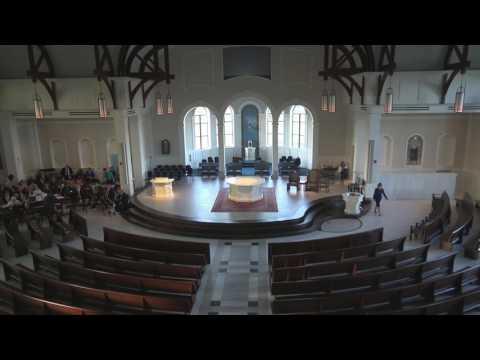 Saint Katharine Drexel Dedication Mass