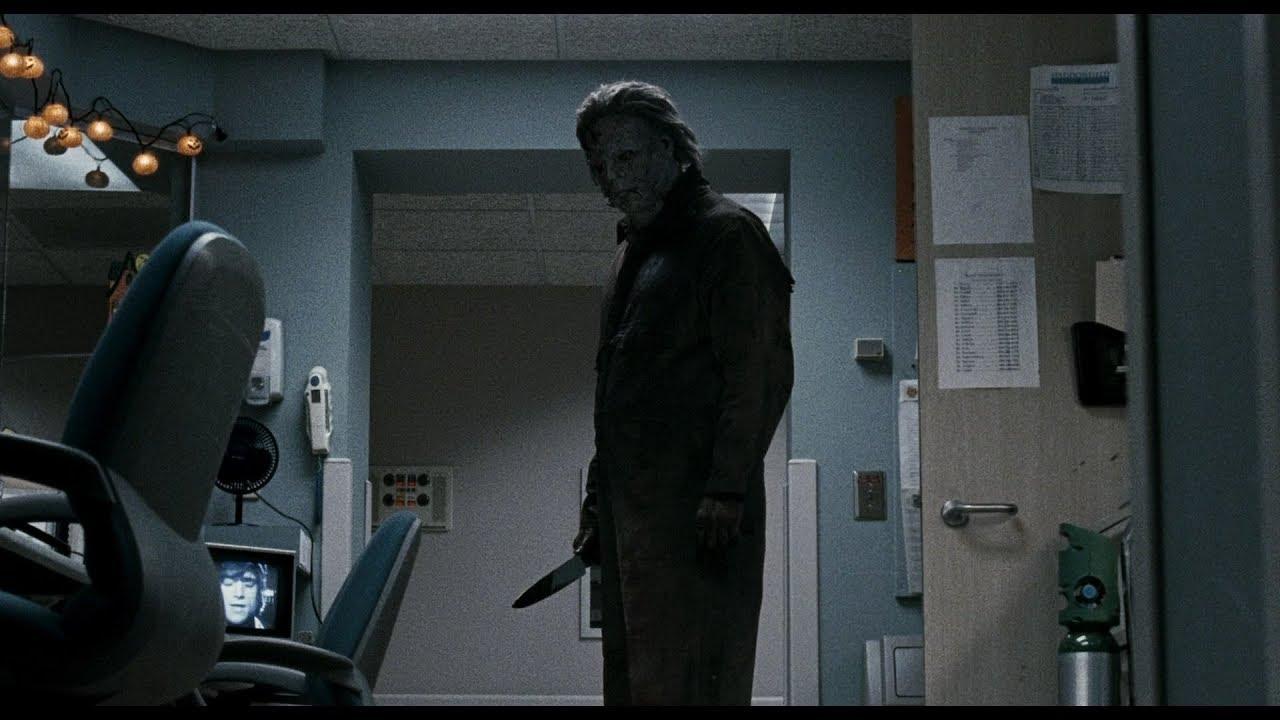 halloween 2 - hospital scene - youtube