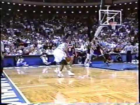 Lakers v Magic, Feb 22, 1998