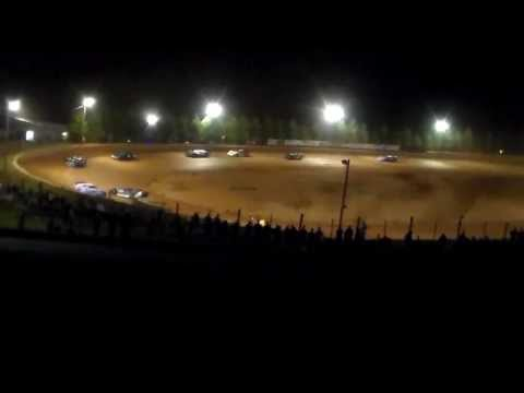 Rolling Thunder Raceway(FASTRAK CRATE RACE) 6-21-13