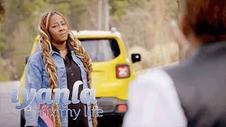 Iyanla Confronts Le'Andria Johnson When She Tries to Quit the Show | Iyanla: Fix My Life | OWN