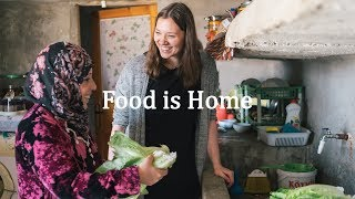 Food is Home | Living the Healthy Choice