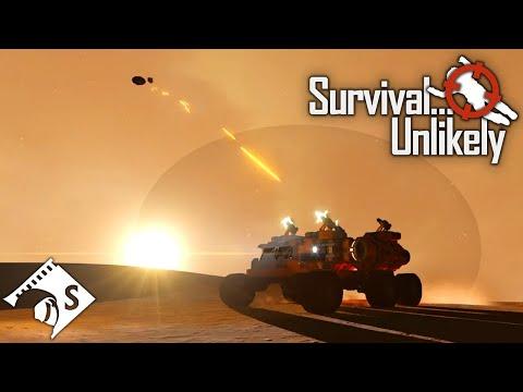 Survival... Unlikely - Chomper Mk2 #5 (A Space Engineers Co Op Series)