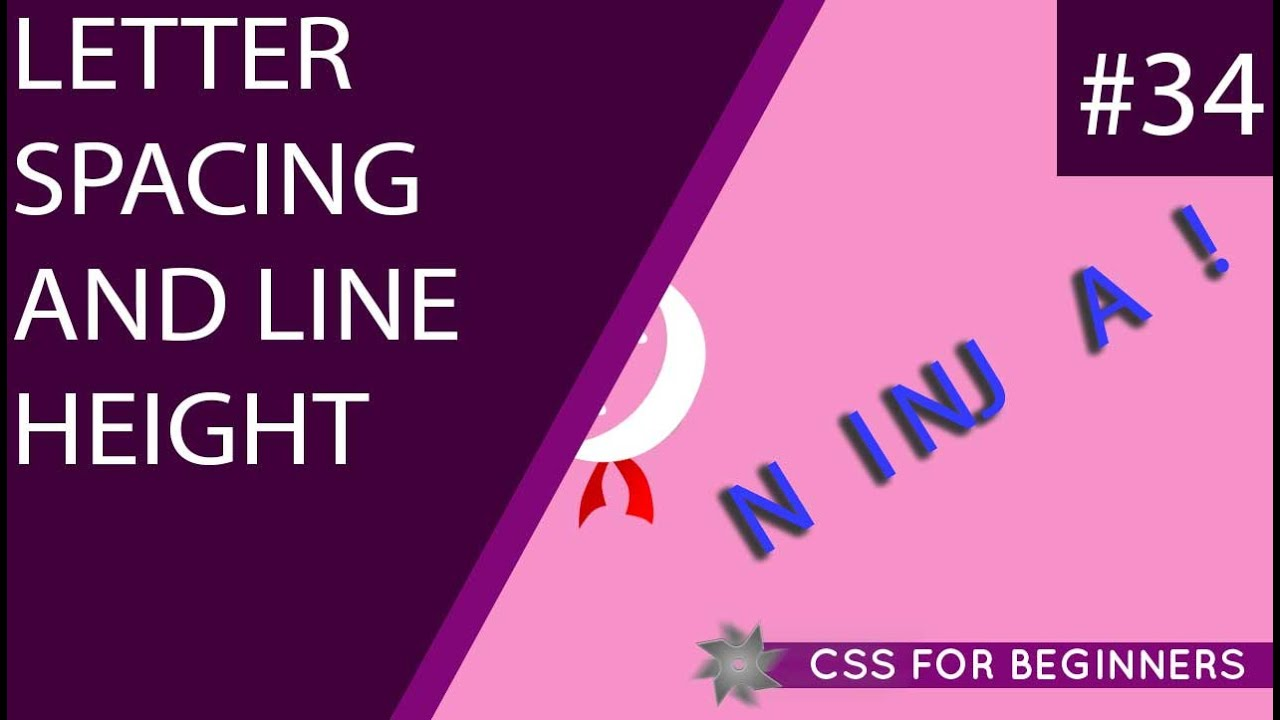 letter spacing css css tutorial for beginners 34 letter spacing line 23151 | maxresdefault