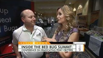 Inside the Bed Bug Summit