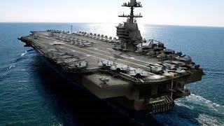 United States Navy USS Gerald R. Ford (CVN-78) - Modern Aircraft Carrier Full Documentary