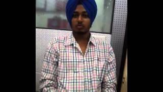 Gurdeep Singh Hayer Got His Visa Approved For Studying At Nmit New Zealand