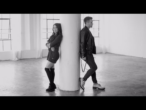 "Brian Justin Crum and Janel Parrish ""Lay Me Down"""