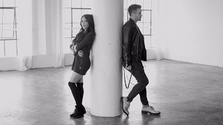 Brian Justin Crum and Janel Parrish Lay Me Down