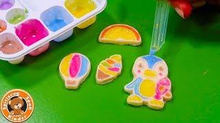 JAPANISCHE SÜßIGKEITEN machen 🍿🍭🍬 Kracie Poppin cookin japanese candy | Kinder Spielzeug Deutsch