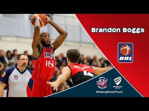 Brandon Boggs - 2016/17 BBL Highlights