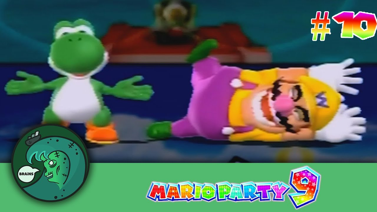 Mario Party 9 10  Yoshi Rimjob - Youtube-4550