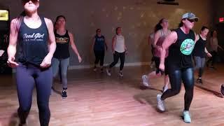 Good Form @ Nicki Minaj Throw Down at Fly Dance Fitness Video