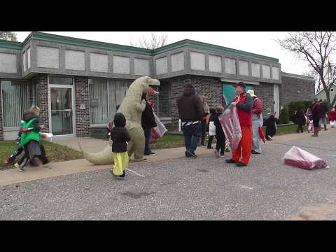 2017 Downsville Elementary School Halloween Parade