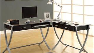 Monarch specialties inc  3 piece corner desk