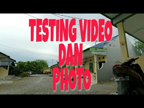 TEST VIDEO DAN PHOTO XIAOMI YI SIANG HARI