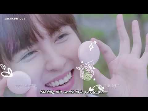 [Engsub] The Song You Picked Saves Me - A-Lin feat. J.Sheon OST Opening 【噗通噗通我愛你】Memory Love