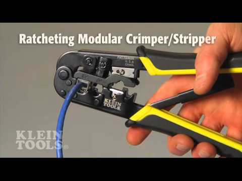 Klein Tools NEW Low Voltage Line Datacom – Low Voltage Wiring New Home