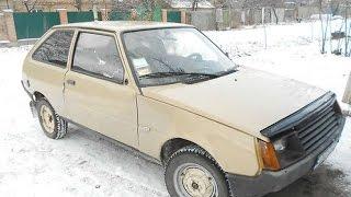 #1597. ZAZ 1102 Tavria-Nova [RUSSIAN SUPER AUTO]