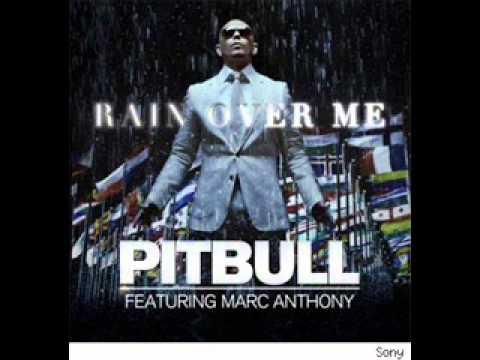 Pitbull Rain Over Me Remix