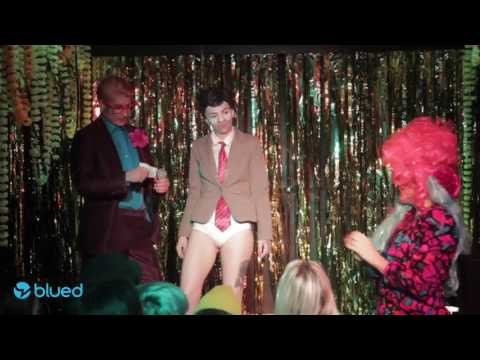 MAN UP Drag King Competition @ The Glory Heat 3