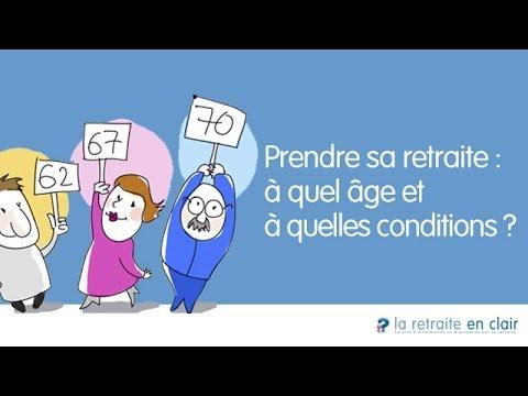 Age De Depart A La Retraite Quand Et A Quelles Conditions Youtube