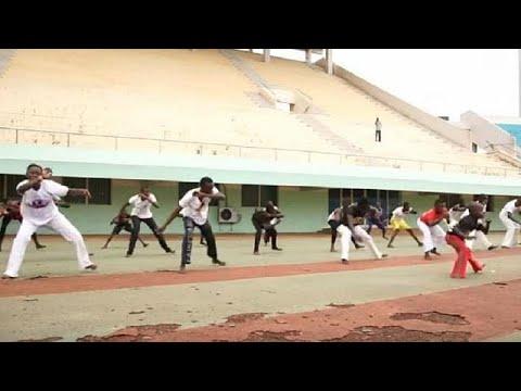 En Centrafrique, le capoeira aide à renouer des liens sociaux [no comment]