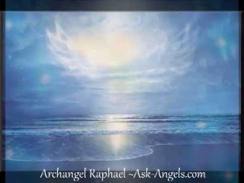 Healing Angel Message with Archangel Raphael