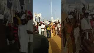 Amadou Kane Diallo arrivé Macky sall Matam