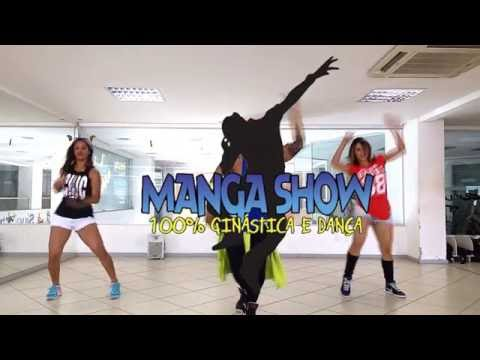 Meghan Trainor All About That Bass Crysis Remix - COREOGRAFIA - MANGA SHOW
