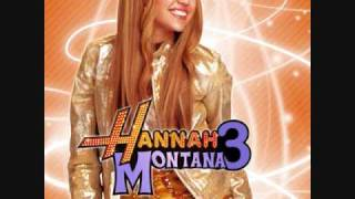 Hannah Montana 3 - Best of Both Worlds - New Version (With Lyrics)