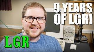 Celebrating 9 Years of LGR!