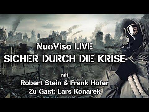 NuoViso LIVE #6 - Sicher durch die Krise  (Gast: Lars Konarek)