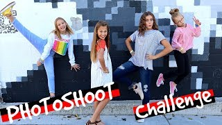 Photoshoot Challenge!!! ft. Marissa and Brookie !!!