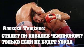 Алексей Тищенко: Не рефери виноват, а сам Ковалев недоработал