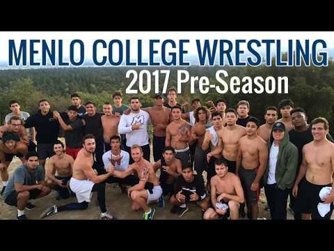 Menlo Wrestling: Pre-Season 2017