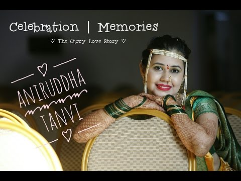 Cinematic wedding | Aniruddha+Tanvi | ( The Crazy Love Story )
