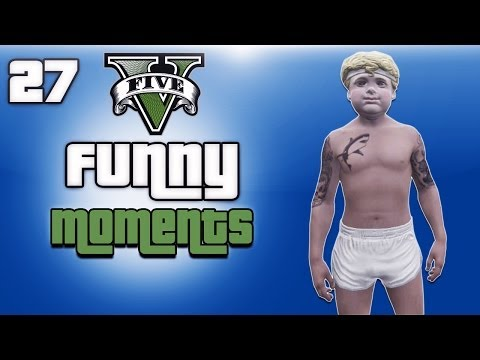 GTA 5 Online Funny Moments Ep. 27 (Penis...