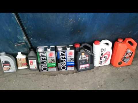 Honda Accord cl 7-cl 9 Какие технические жидкости заливаю в свой Accord,и с какими работаю.