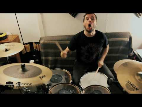 'The Zenith Rise' Drum Playthrough By Andrew Scott