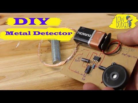 DIY SIMPLE METAL DETECTOR