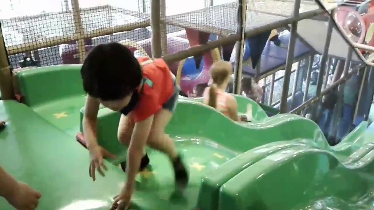 Peppa Pig World Soft Play Area Aug2017