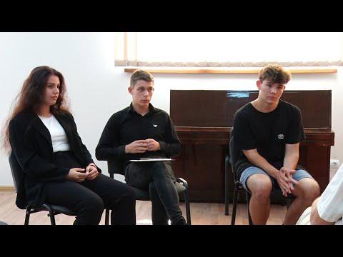 У Мукачеві презентували проект молодіжного простору