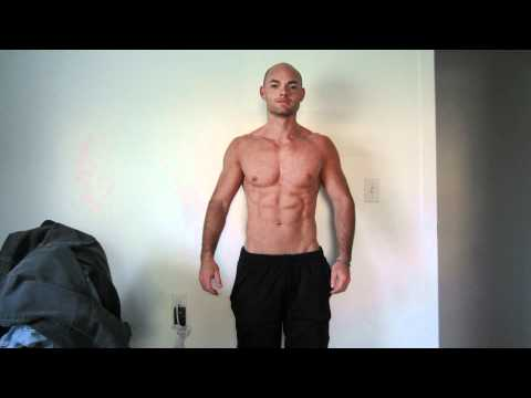 Body Transformation, Men\'s Physique, 40 Day Time Lapse, Eric Chesser, Bodybuilding, Fitt2Fitter